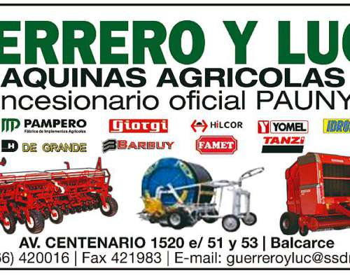 Tractro Pauny Audaz 2200 de 220 HP Nuevo, Disponible