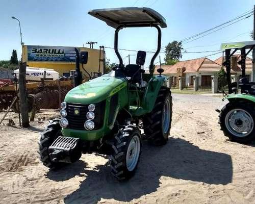 Tractor Chery 50 HP 4X4 Nuevo Disponible. Oferta