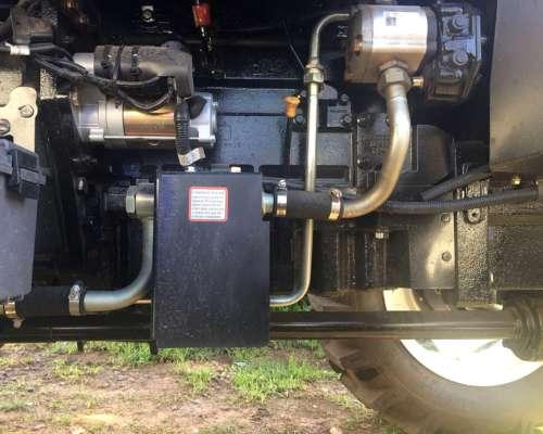 Tractor Lovol TB754 75hp Tres Puntos 4X4