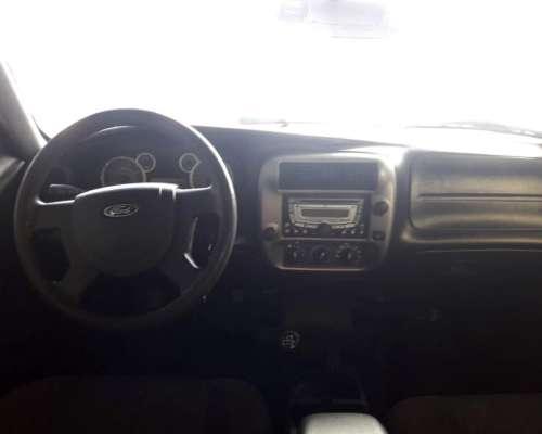 Ford Ranger C/D XLT 4X2 año 2010