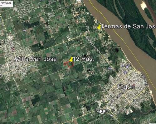 12 Has. Zona Molino Forclaz - Colón - Entre Rios