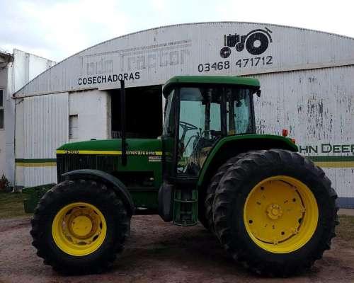 Tractor John Deere 7500 DT