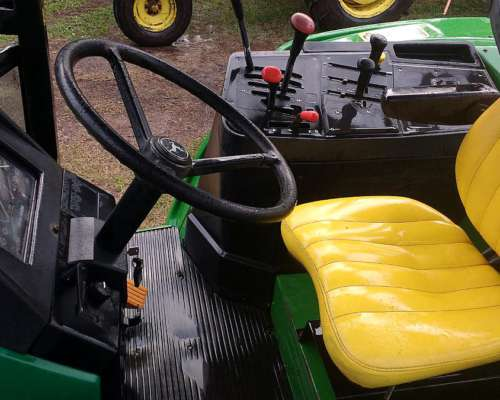 John Deere 7505 Impecable