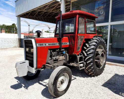 Massey Ferguson 1185 S - muy Lindo