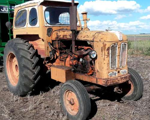 Tractor Fiat 780, Simple Tracción, Daireaux