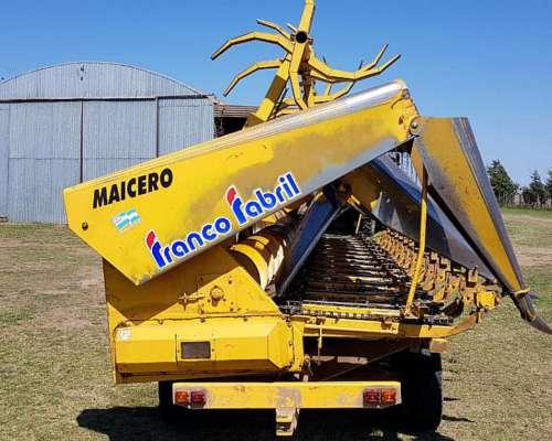 Maicero Franco Fabril de 13 Surcos a 52 cm Excelente