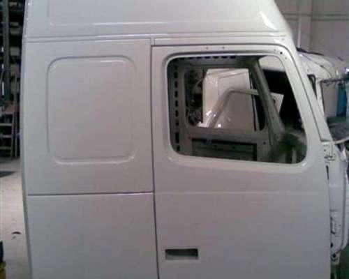 Cabina 0km Volvo FH Globettroter -VM .