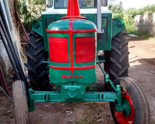 Tractor Deutz a 50 Impecable