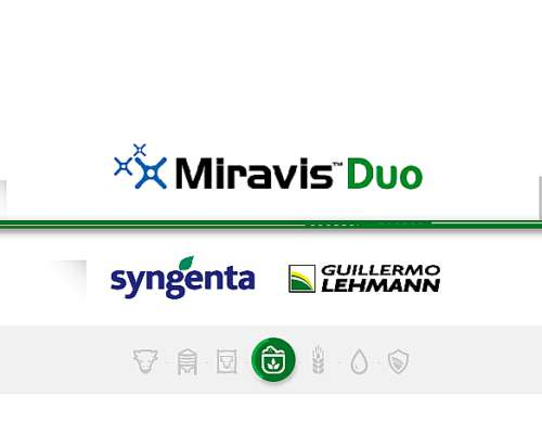 Miravis DUO - Fungicida Syngenta