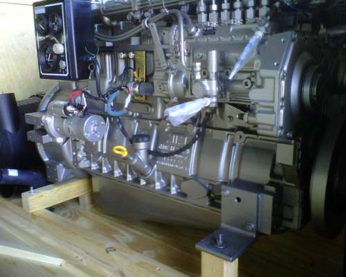 Motor MWM 6.10 TCA , para Camiones Trac, 2018 con Garantia