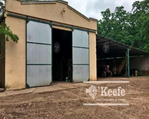 693 Has Campo Mixto Arrmado en Ranchos a 1,30 Hs de Caba