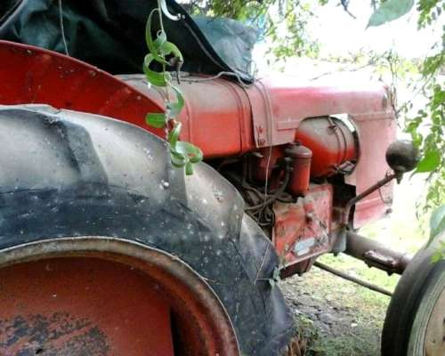 Tractor Fhar Deutz D40 Zona Tortuguitas BS AS