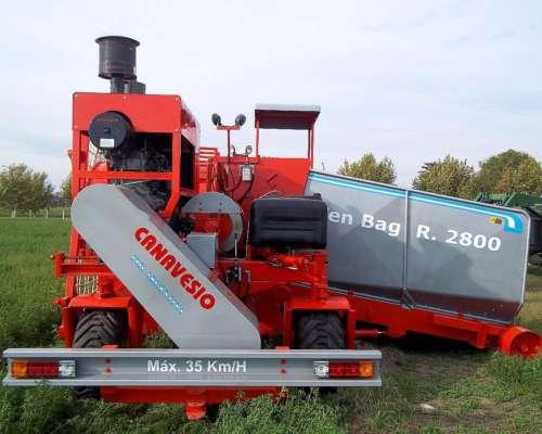 Embolsadora TEN BAG R-2800