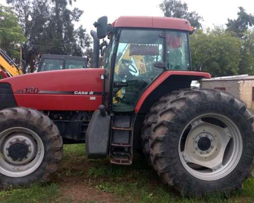 Tractor Case MX150 (150 HP) - Mod 2004-11000hs - Oferta Cont