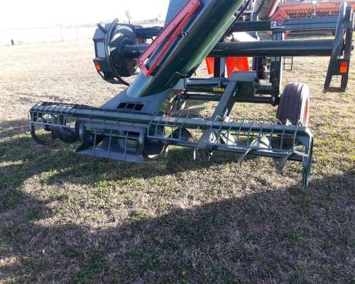 Extractora de Granos Secos Marca Richiger Modelo E-6910