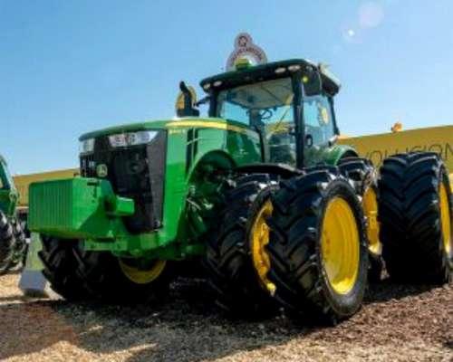 Tractor John Deere 8345r- Nuevo