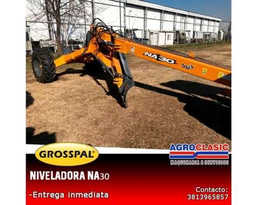 Niveladora de Arrastre Grosspal NA30 - Agroclasic