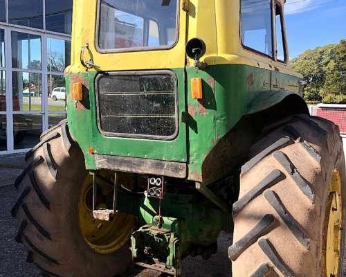 John Deere 3420 con Motor 3530