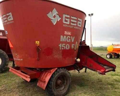 Mixer Vertical GEA MGV150