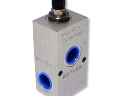 Rv125 Válvulas de Descarga
