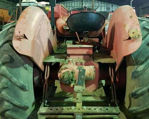 Permuto Hanomag 55 con Motor Reparado en Funcionamiento.
