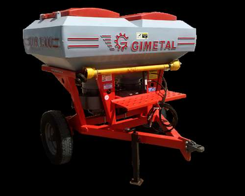 Fertilizadora EDR 1500 - Gimetal