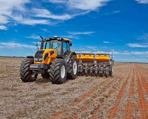 Tractor Valtra Nuevo - Banco Nación 5 Años