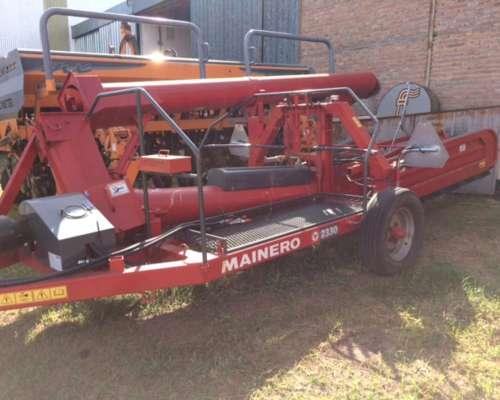 Extractora de Granos Mainero 2330 Nueva