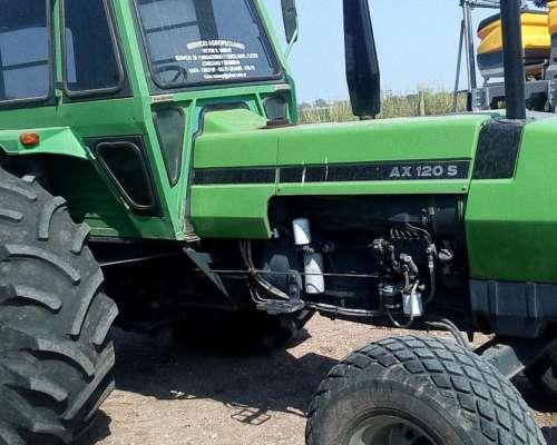 Tractor Deutz AX 120 S
