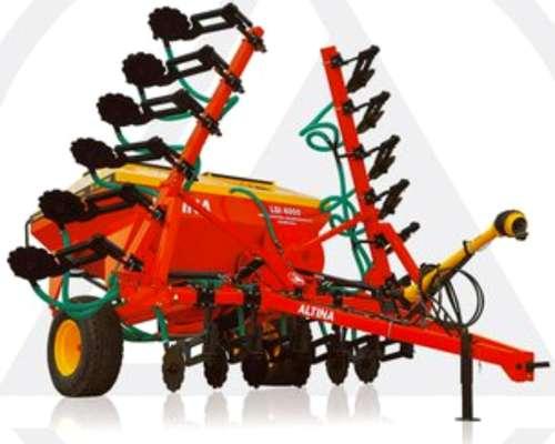 Fertilizadora / Sembradora Incorporadora Altina LSI 4000
