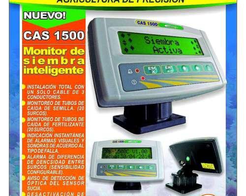Nuevo Monitor de Siembra CAS -1500