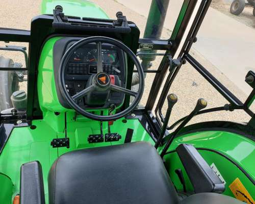 Agco Allis 6.110 Impecable,motor Aire