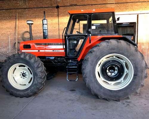 Tractor Same Laser 130 con Cabina 4X4