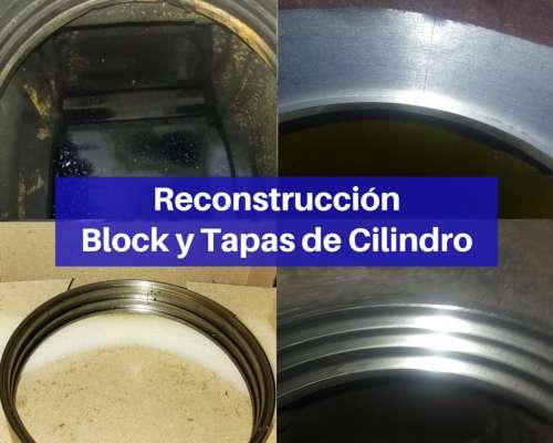 Soldaduras en Block y Tapas de Cilindro