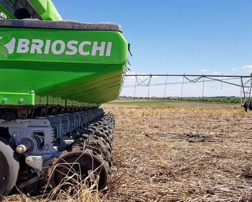 Sembradoras Brioschi - Autotrailer Grano Grueso