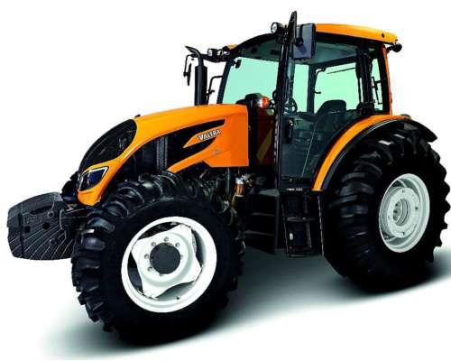 Tractor Valtra a 114 - Caja Mecánica con Hishift