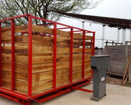 Bascula / Balanza - Hacienda 5.000kg - 10 Animales - Donher