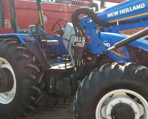 New Holland TL95 (104cv) con Pala.