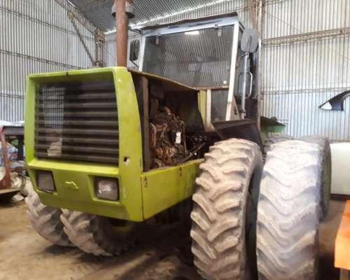 Tractor Zanello 500, Motor Cummins