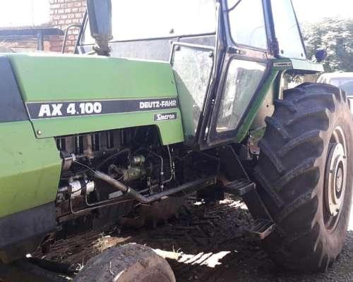 Tractor Deutz AX 4.100 año 1996