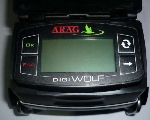 Caudalimetro de Carga a Paletas Digiwolf