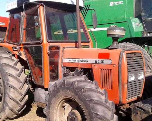 Tractor Massey Ferguson 292 - Mod. 2007
