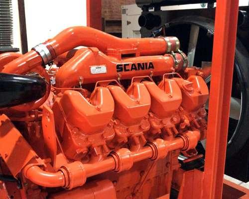 Grupo Electrogeno Scania 400 KVA Impecable Oferta, Contado
