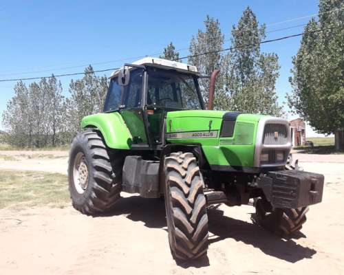 Tractor Agco Allis 6.220