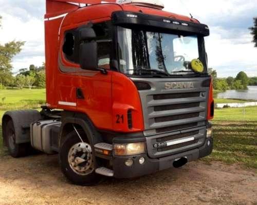 Scania 340 2008 .Y MAS