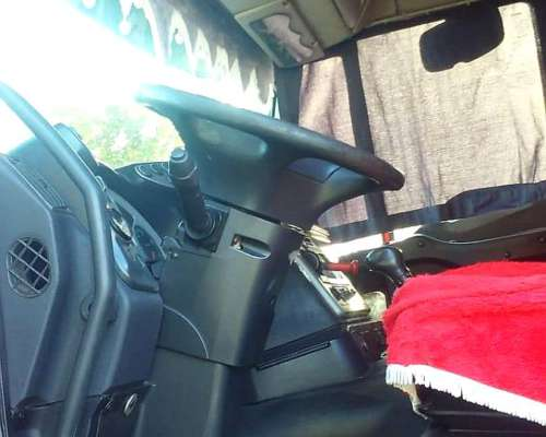 Iveco Stralis 420 Tractor
