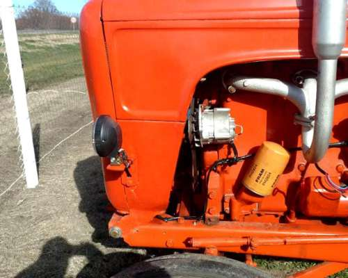 Tractor Fiat Supersom- año 1962 -motor 55 HP Toma de Fuerza