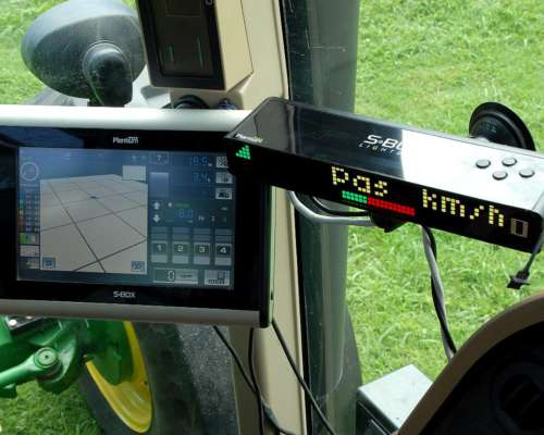 Monitor de Siembra Plantium Sbox