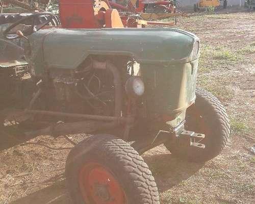 Tractor Fahr , 3 Puntos , Comondo Hidraulico