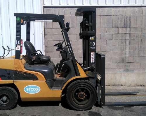 Autoelevador CAT Nafta-gas 3.5 TN (NO Incluye Iva)